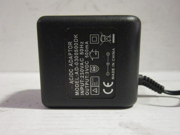 TF0301L – DC – TC3F