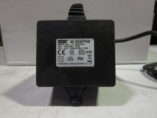 TF2460S – AC – TB1E – CONNECTION
