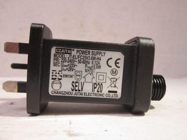 TF25036E2S WITH CONTROLLER – DC – TF4E