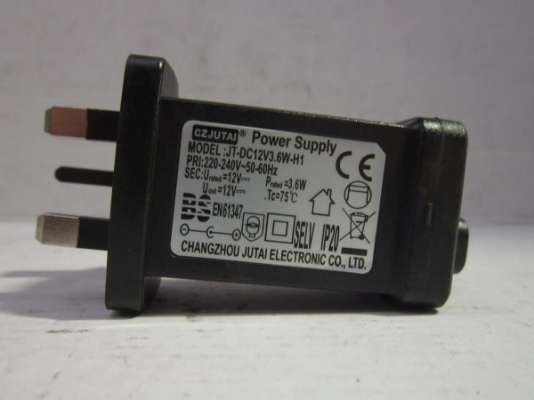 TF12036J WITH CONTROLLER – DC – TD4F